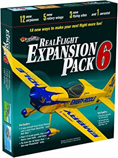 Great Planes RealFlight G4 and Above Pack 6 Expansion