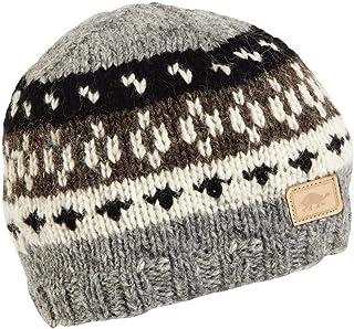 Turtle Fur Nepal Men's Kanan Hand Knit Wool Fleece Lined Beanie