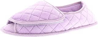 velcro fastening slippers for the elderly