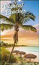 2019 Tropical Beaches Big Picture Calendar