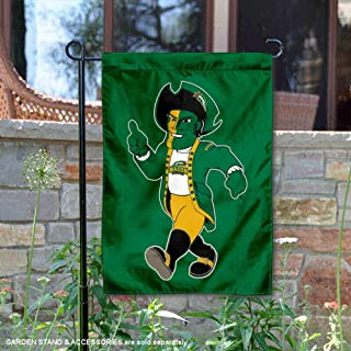 College Flags and Banners Co. George Mason Patriots Team Mascot Garden Flag