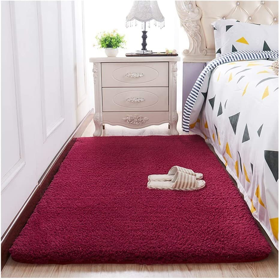 GYYARSX Rugs Clearance SALE! Limited time! Carpets Living Excellence Room Shaggy Shag Soft Durabl Bedroom