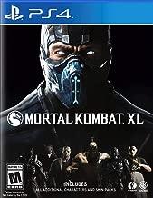 Mortal Kombat XL PS4 Region 2 Pal