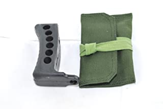 TACBRO - M44 Mosin Nagant Rubber Recoil Butt Pad and Mosin Nagant Cleaning Kit with Pouch