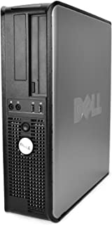 Dell Computer, Intel 3.0 GHz CPU, New 2GB Memory, 160GB SATA Hard Drive, DVD/CDRW, Windows 7 Professional-(Certified Recon...