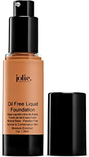 Jolie Oil Free Liquid Foundation - Matte Finish (FW-30 Perfect Beige)