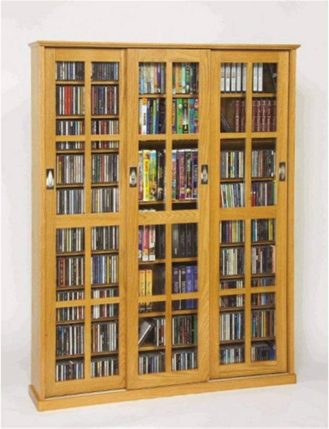 Leslie Dame Multimedia Challenge the Fresno Mall lowest price of Japan ☆ Cabinet Wall Oak