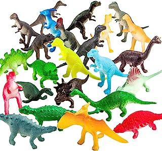 لعبة تشكيلة ديناصورات 72 قطعة مصنوعة من مواد امنة... جديدة
