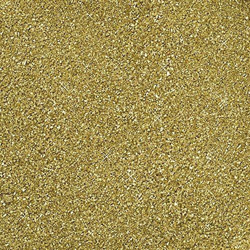 GLITTER - GLASSAND 0,1 - 1 mm. 1 kg. Glittersand, Streudeko. 1000 g in gold DUKATENGOLD 26