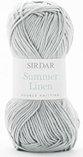Sirdar Summer Linen - Dove Grey 205
