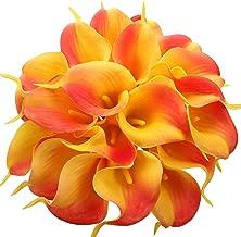 Best orange lily bouquet wedding Reviews