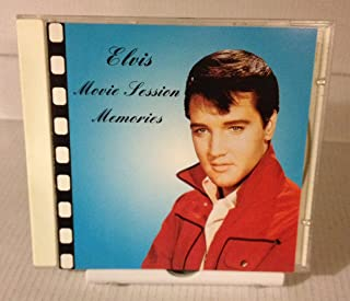 Elvis Presley ELVIS MOVIE SESSION MEMORIES CD Soundboard Import