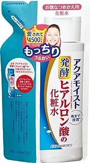 アクアモイスト 発酵ヒアルロン酸の化粧水(詰め替え用) もっちりぷるぷる 160ml