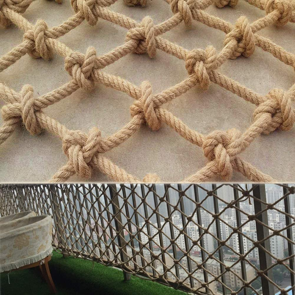 WANIAN Outdoor Mesh Rope Climbing Spring new work one Miami Mall after another Netting Heavy Duty Decorative