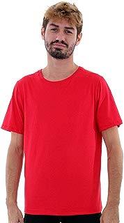 Kit 3 Camisas Básica T-shirt Algodão Penteado MECHLER