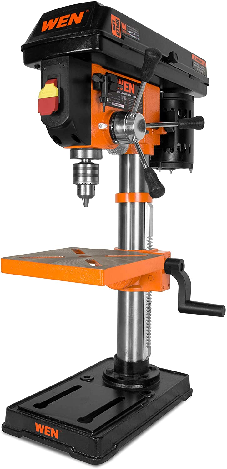 WEN 4210 10-Inch Drill Press with Laser