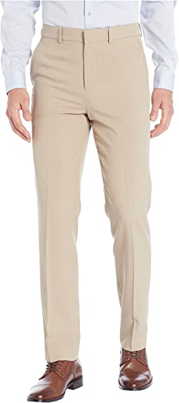 Slim Fit Dress Pant w/ Stretch Waistband