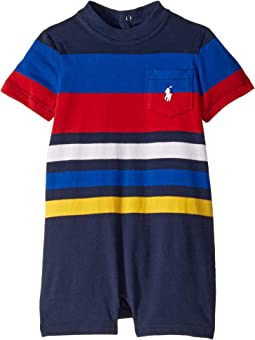 3875b54eae Boy's Cotton Ralph Lauren Baby Clothing + FREE SHIPPING | Zappos.com