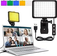 Idefair Video Conference Lighting, Zoom Lighting for Video Conferencing, Remote Working, Zoom...