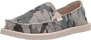 حذاء حريمي من Sanuk Donna Camo