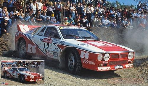 online barato Hasegawa HA20299 HA20299 HA20299 Lancia 037 N12 Sanremo Rally 1983 ZANUSSI-CRESTO Kit Model 1 24 Compatible con  preferente