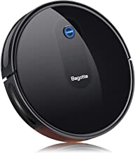 """Robot Vacuum, Max Suction Robotic Vacuum Cleaners, 2.7"""" Super Thin & Powerful Battery Life with Large Dust Bin, Daily Sche..."""