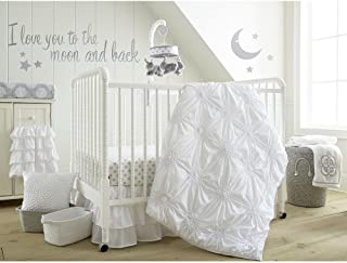 Best white crib set Reviews