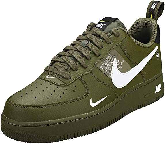 Nike Air Force 1 '07 Lv8 Utility, Chaussures de Fitness Homme ...