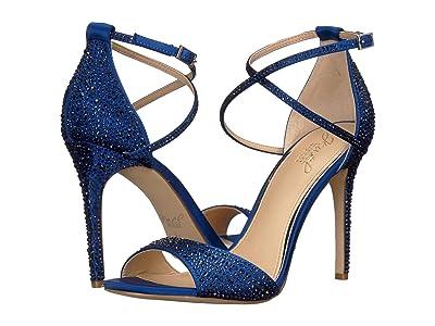 Jewel Badgley Mischka Dillon (Blue) Women