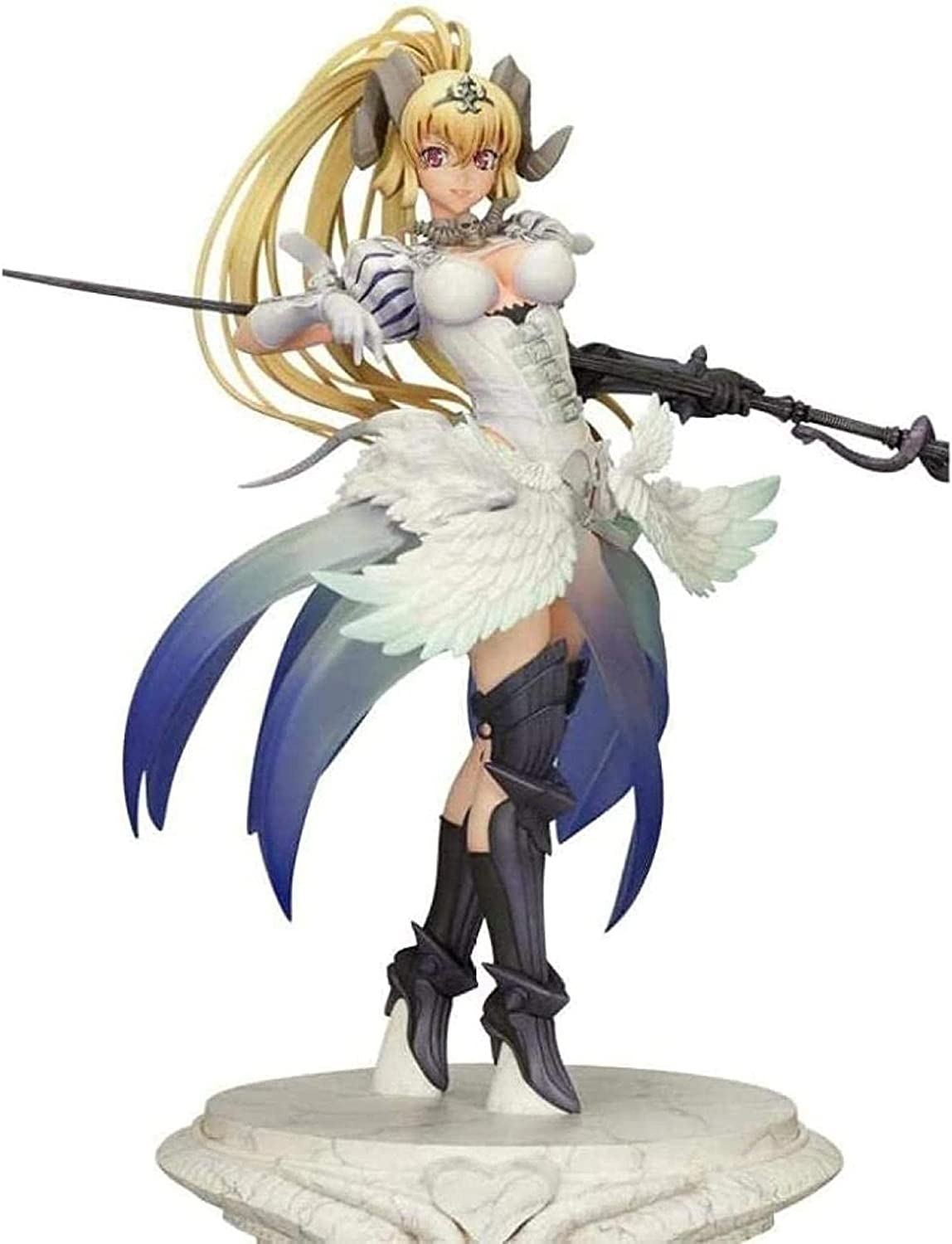 Gift Seven Deadly Sins: Lucifer Statue of PVC Fi 12 Direct store 25% OFF - inch Pride