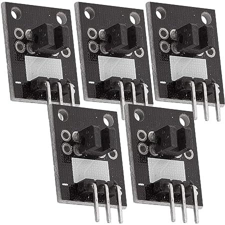 Rpr220 Refektions Light Barrier Ir Sensor For Arduino Computers Accessories