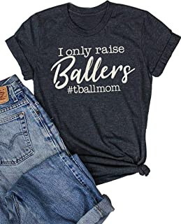 t ball mom shirts