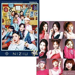 NiziU ニジュー グッズ ポスター 10枚セット A4サイズ 10P ポスター マコ リク リマ リオ マヤ ミイヒ マユカ アヤカ ニナ グッズ