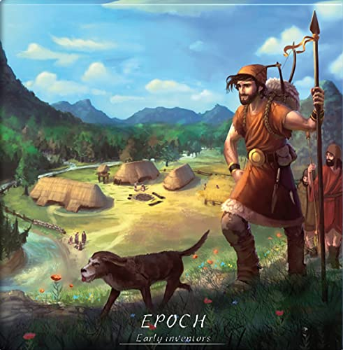 Rio Gründe Games Epoch - English