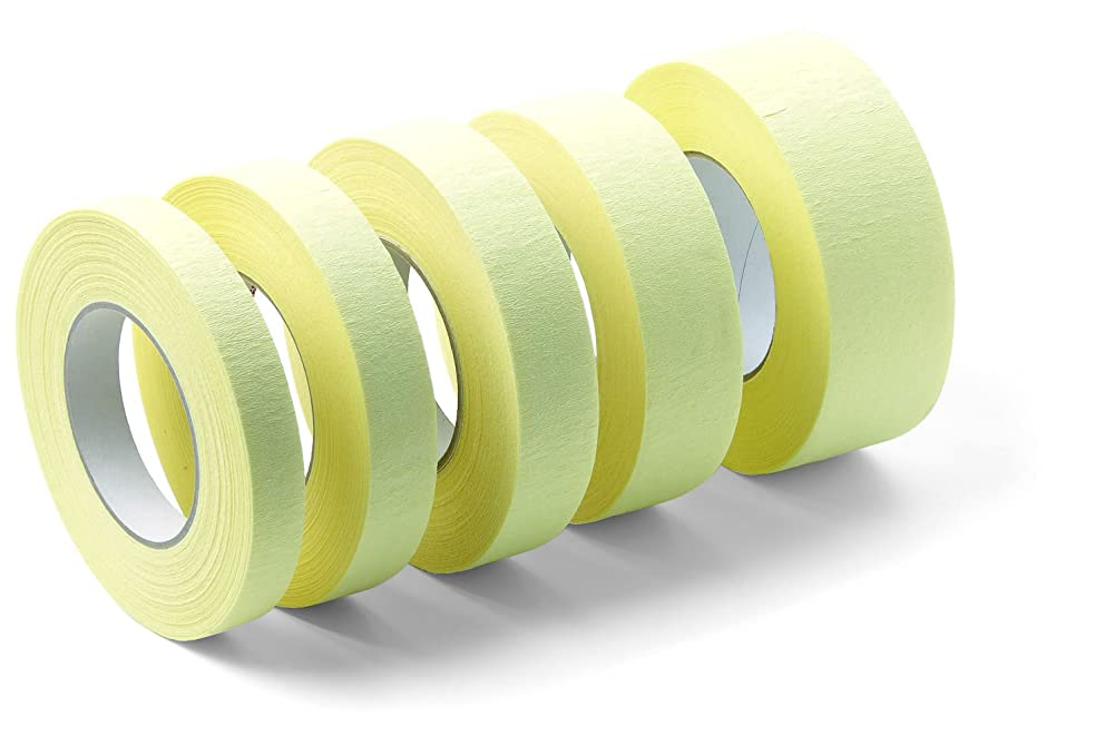 Schuller Adhesive Tape | High Washi Masking Tape/High Core/4525, 50?mm x 50?m 1?Roll