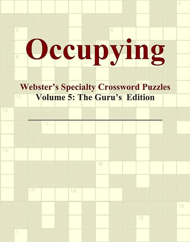 ハウス価値のないジャニスOccupying - Webster's Specialty Crossword Puzzles, Volume 5: The Guru's Edition