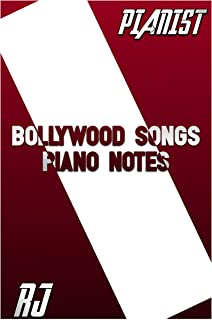Rj pianist: 25 bollywood song notes