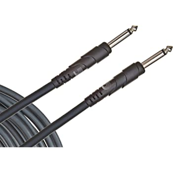 Planet Waves PW-CGT-15 Cables para Guitarra, 4.5 M, Negro: Amazon ...