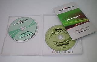 ARTCUT 2009 Pro Software for Sign Vinyl plotter cutter cutting plotter 9 Languages 2CD