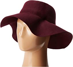 WFH8057 Pleated Crown Floppy Hat