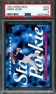 Best derek jeter upper deck star rookie card 225 Reviews