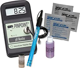 PINPOINT pH METER KIT Lab Grade Portable Bench Meter Kit for Easy & Precise Digital pH Measurement