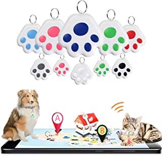 $42 » JGUSVYT Beeper for Wallet Smart Bluetooth Key Finder Wireless GPS Item Tracker Easy to Use Suitable Pet Locator Trackabl...