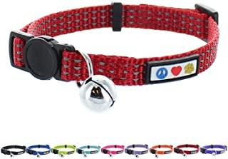 Best red cat collar with bell Reviews