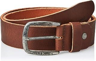 comprar comparacion Jack & Jones Jjipaul Jjleather Belt Noos Cinturón para Hombre