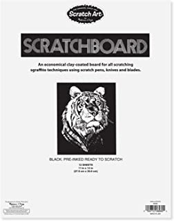 Best black and white scratchboard art Reviews