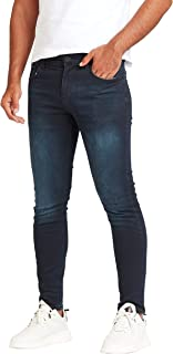 Iconic Men's 2300621 AYANA 173 Tapered Trousers, Navy