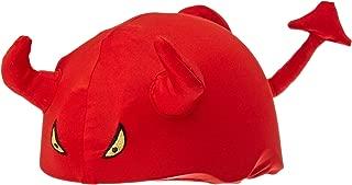 COOLCASC Multisport LED Devil Helmet Cover