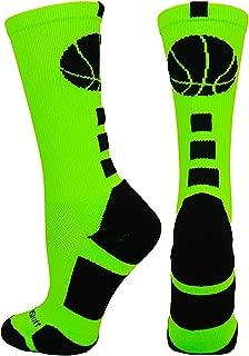Best green nike basketball socks Reviews