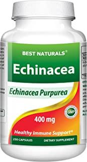 Best Naturals Echinacea 400 mg 250 Capsules
